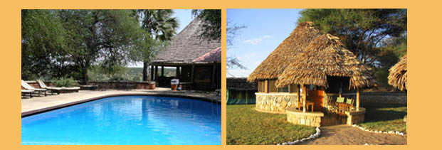 photos du camp Tarangire River