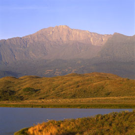 Mount Meru is also a nice mountain to climb